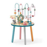 Игровой центр Viga Toys PolarB Стол с лабиринтом (44033)