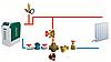Клапаны трехходовые Трехходовой термосмесительный клапан HERZ Teplomix DN 25