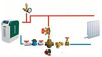 Клапаны трехходовые Трехходовой термосмесительный клапан HERZ Teplomix DN 32