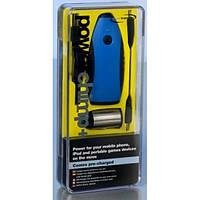 Зарядное устройство для мобильных телефонов с переходником для зарядки от прикуривателя авто PowerTraveller