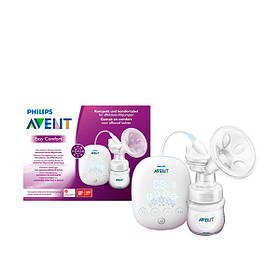 Електричний молоковідсмоктувач Philips AVENT SCF301/02 Easy Comfort ЄС