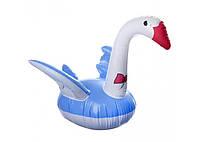 Детский Надувной Лебедь Детские Надувные Игрушки Размер 35 х 30 См В Упаковке 12 Штук