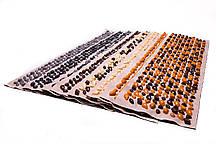 Коврик с камушками DECO - Cluny 140х40 (бежевая основа)