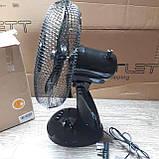 Настольный вентилятора Netagon 12(черный), фото 3