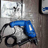 Универсальная дрель Silverline 265897-500W DIY Corded Hammer Drill 230V, фото 5