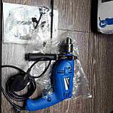 Универсальная дрель Silverline 265897-500W DIY Corded Hammer Drill 230V, фото 4