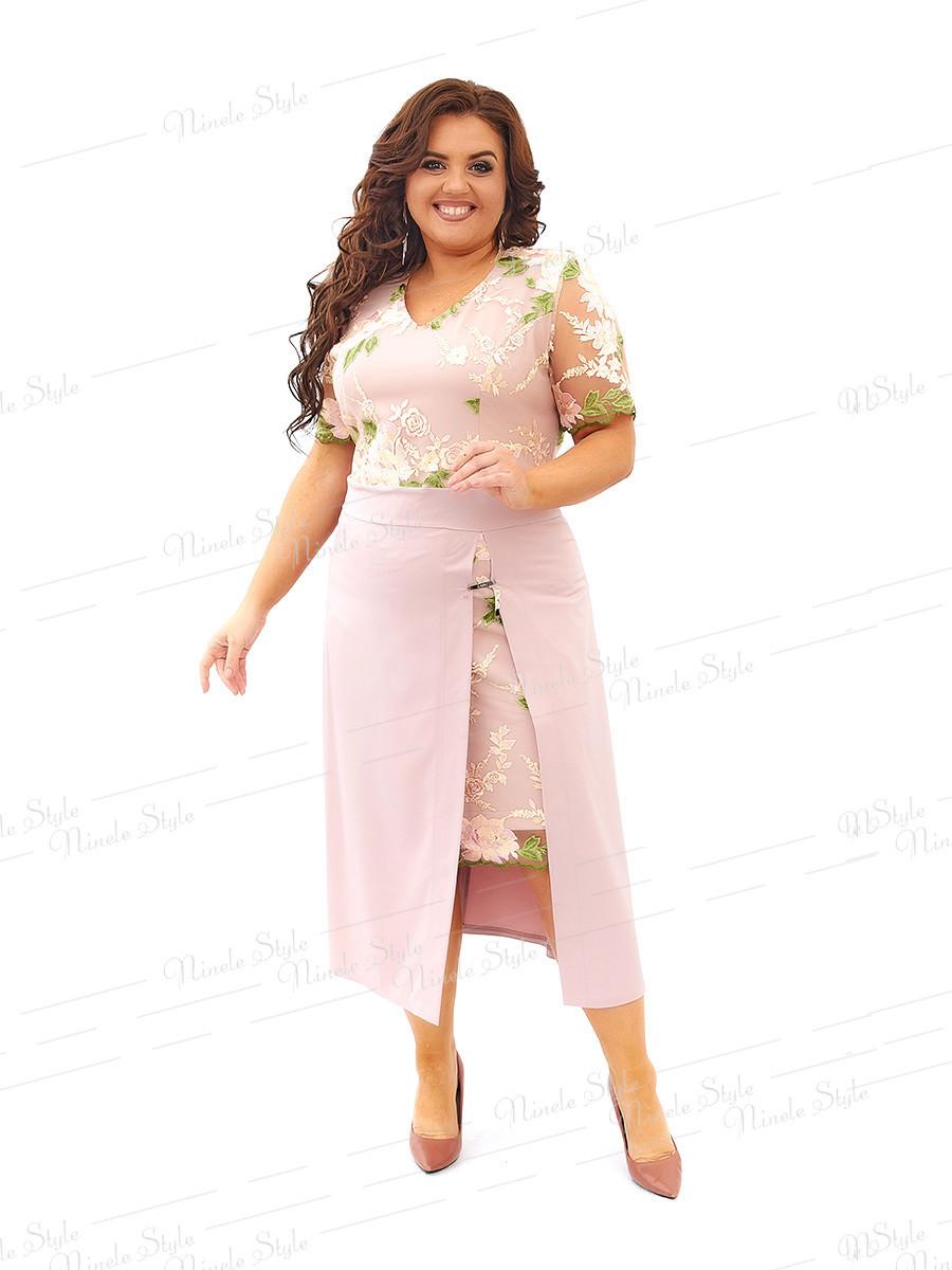 Нарядное платье 442-2 54