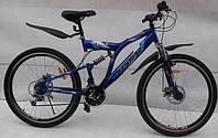 Велосипед горный OSКAR AS- 2415-SHIMANO. Можно купить в Харькове оптом и в розницу.