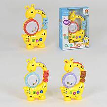Музыкальная игрушка Жираф 6328 72, световые и звуковые эффекты SKL11-220324