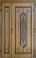 Двері вхідні, МДФ, 1200x2050, зовнішні, праві, №1090967