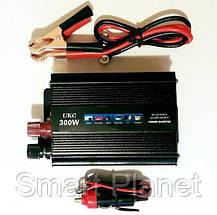 Преобразователь Инвертор 300W с 12в на 220в (ВидеоОбзор), фото 3