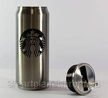 Термокружка Starbucks 350мл Термос (ВидеоОбзор), фото 2