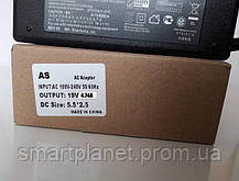Блок Питания Зарядка для Ноутбука ASUS 19v 4.74a 90W штекер 5.5 на 2.5 (ОРИГИНАЛ), фото 2