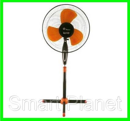 Напольный Вентилятор DOMOTEC 3-х скоростной Поворотный, фото 2