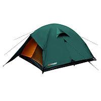 Палатка туристическая 3-местная Trimm OHIO (3100x2200x1150мм), зеленая