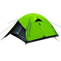 Палатка туристическая 3-местная Trimm Frontier D (3100x2200х1150мм), зеленая