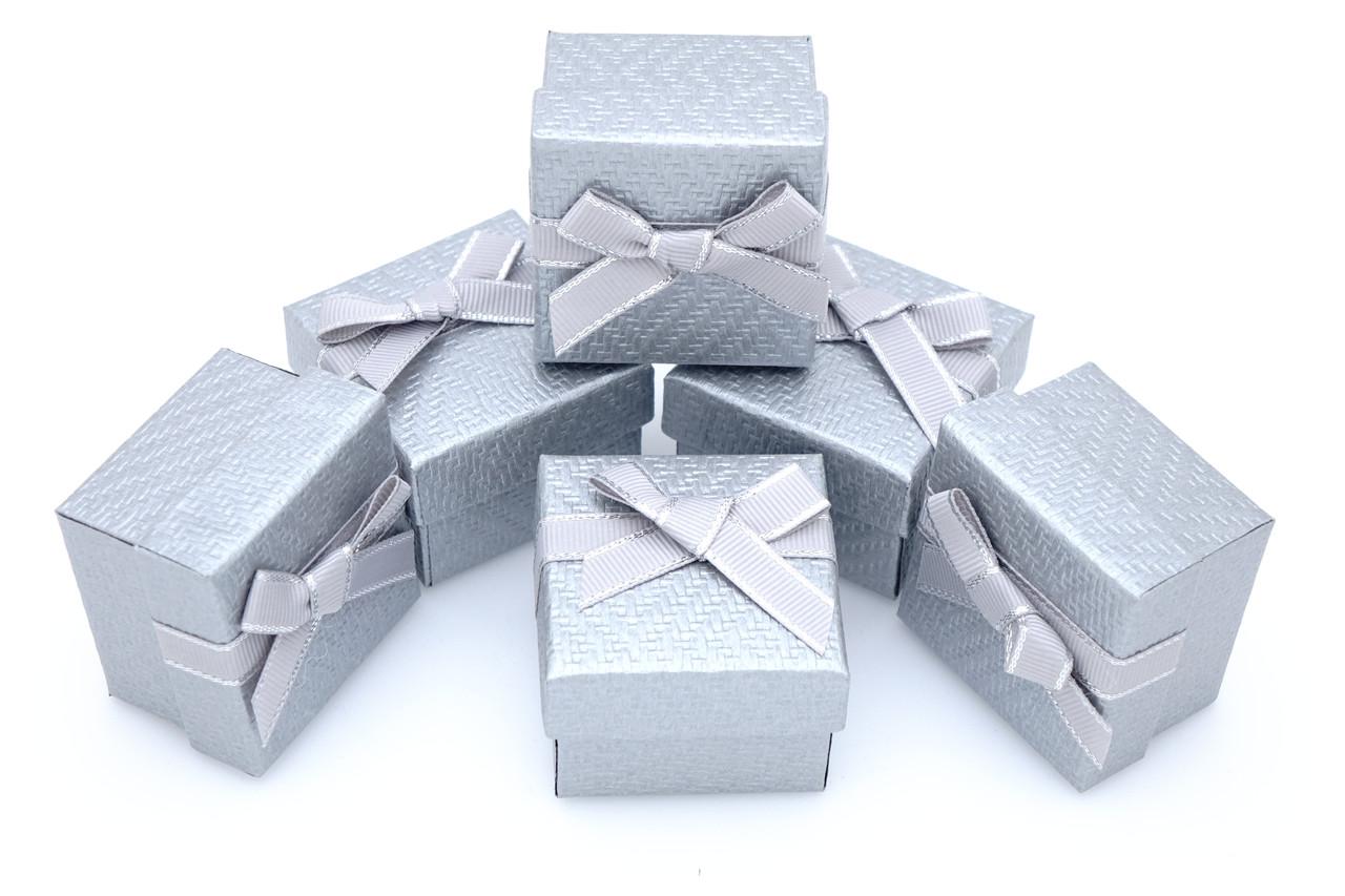 Подарочные коробки оптом box1-3 Серый