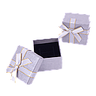 Бумажная коробочка box1-1 серый, фото 2