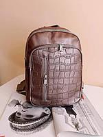 Женские рюкзаки из кожзама