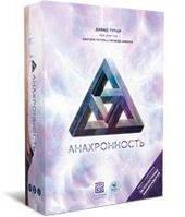 Анахронность + экзокостюмы (рус) (Anachrony Exosuit Commander Pack (rus)) настольная игра