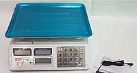 Весы электронные торговые до 50 кг / 55 кг OPERA Digital OP-218, фото 1