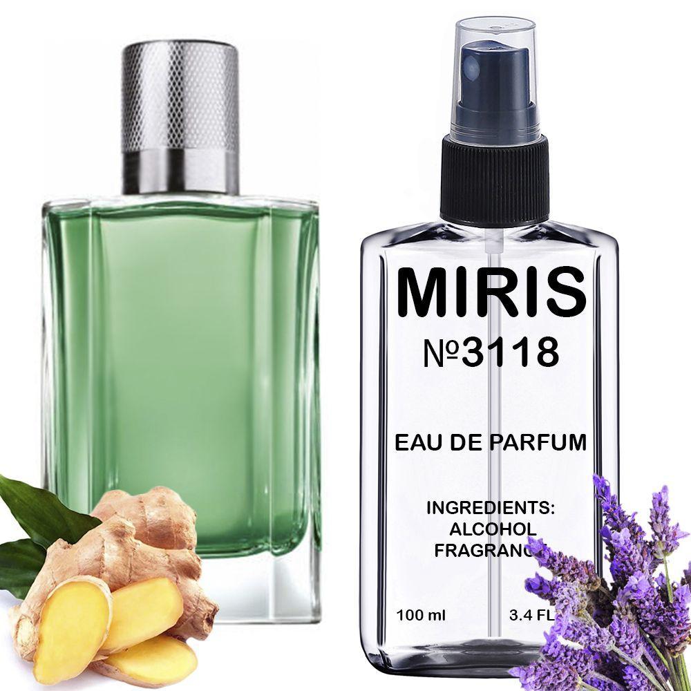Духи MIRIS №3118 (аромат похож на Davidoff Run Wild) Мужские 100 ml