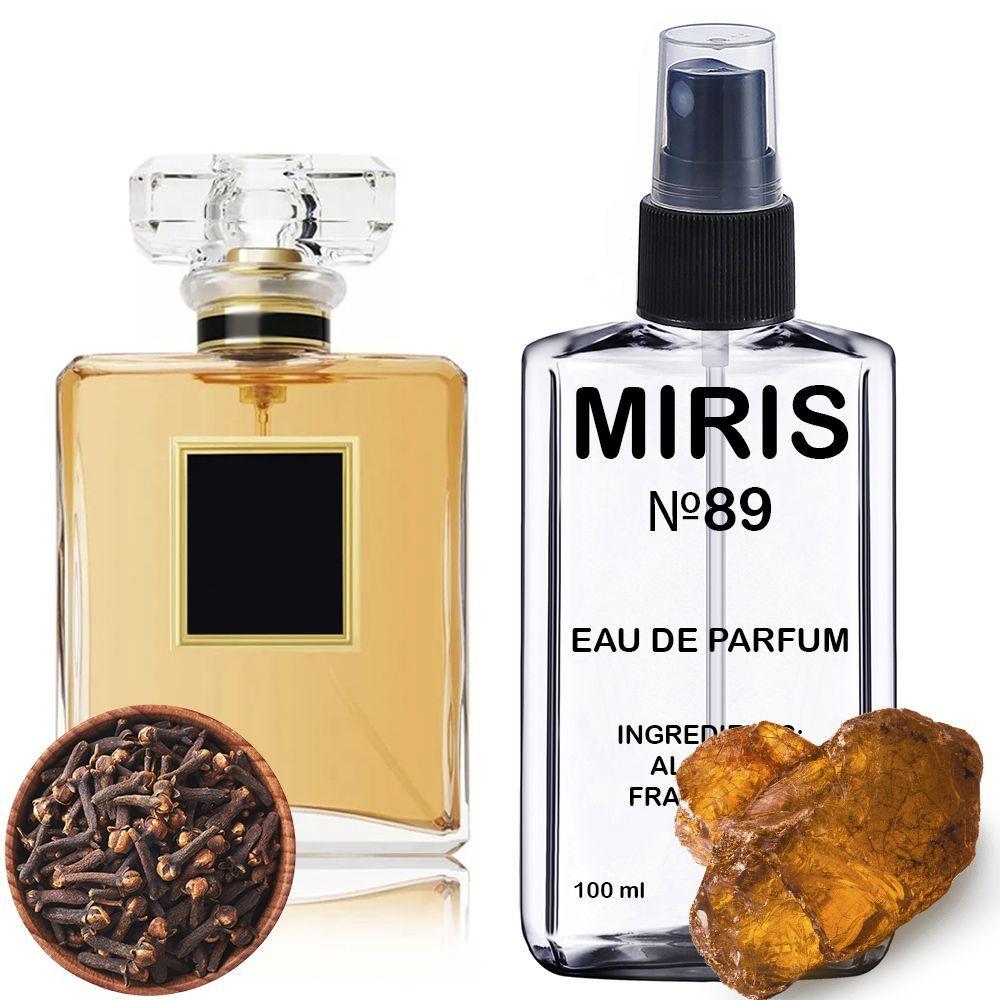 Духи MIRIS №89 (аромат похож на Chanel Coco) Женские 100 ml