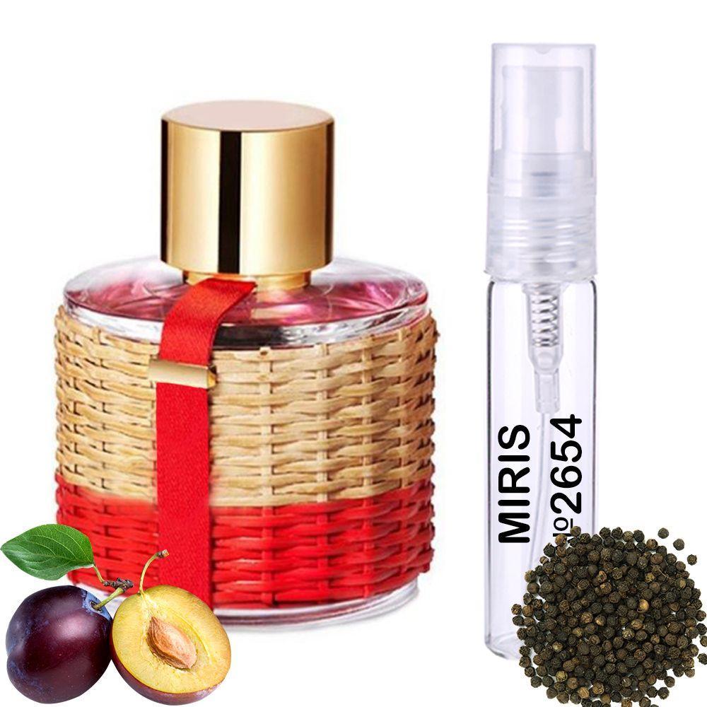 Пробник Духів MIRIS №2654 (аромат схожий на Carolina Herrera CH Central Park) Жіночий 3 ml