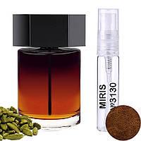 Пробник Духов MIRIS №3130 (аромат похож на Yves Saint Laurent La Nuit de L Homme Eau de Parfum) Мужской 3 ml