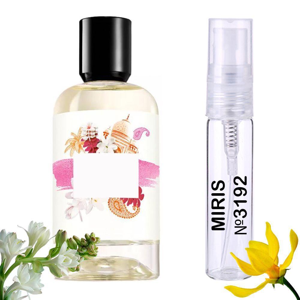Пробник Духів MIRIS №3192 (аромат схожий на Yves Rocher Plein Soleil) Унісекс 3 ml