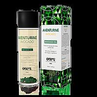 Распродажа! Массажное масло EXSENS Aventurine Avocado (анти-стресс) 100мл (срок годности 09.2020)