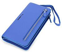 Женский клатч Italia New синий