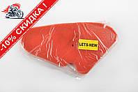 Элемент воздушного фильтра   Suzuki LETS 2   (поролон с пропиткой)   (красный)