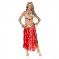 Карнавальный костюм Гавайский (красный)
