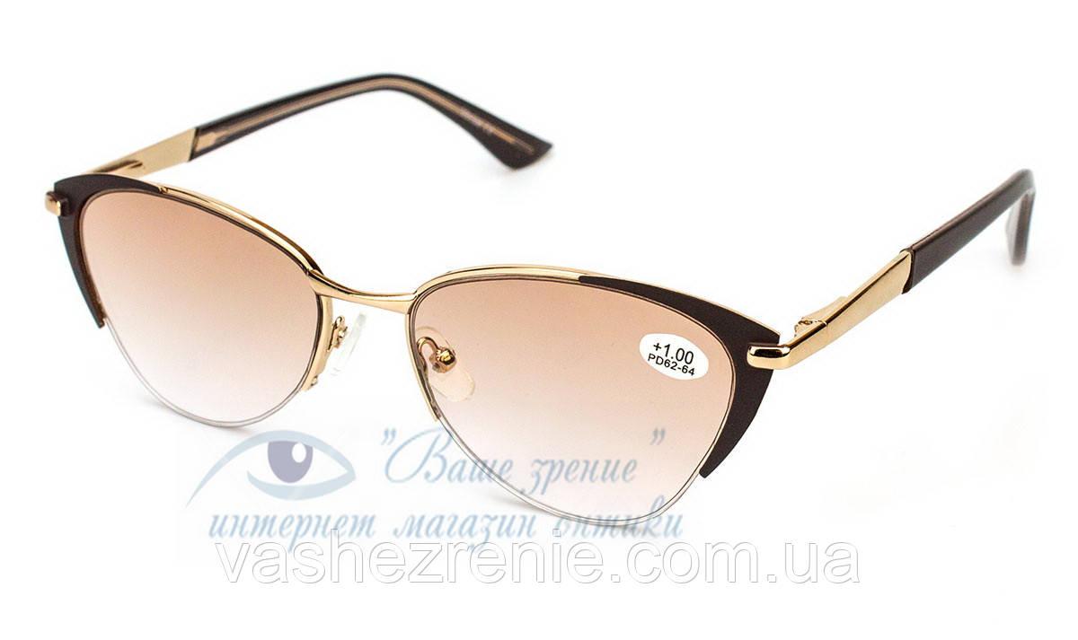 Очки женские для зрения +/-  Код: 2268