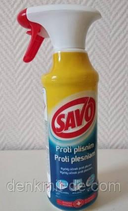 Savo Саво Против плесени, 500 мл Чехия Оригинал