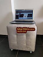 Пуф «Квадро» на колесиках, фото 1