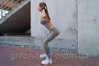Рукавички для фітнесу і важкої атлетики Power System Fit Girl Evo PS-2920 Blue XS, фото 3