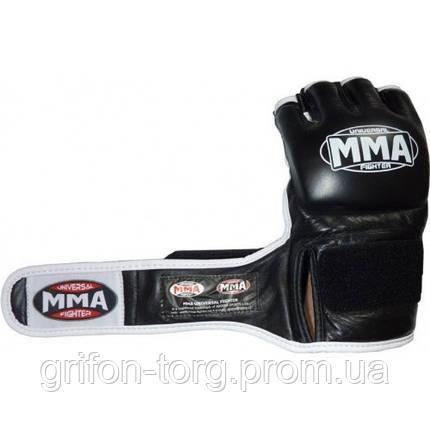 Перчатки для ММА Power System 007 Faito L White, фото 2