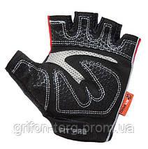 Перчатки для тяжелой атлетики Power System FP-06 L Black, фото 2