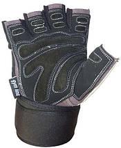 Перчатки для тяжелой атлетики Power System Raw Power PS-2850 XXL Black/Grey, фото 2