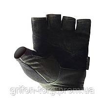 Перчатки для фитнеса и тяжелой атлетики Power System FP-07 B1 Pro XL Black, фото 3