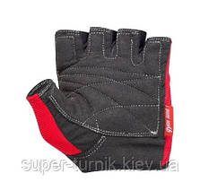 Перчатки для фитнеса и тяжелой атлетики Power System Pro Grip PS-2250 M Red, фото 2