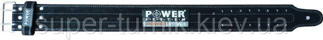 Пояс для пауэрлифтинга Power System Power Lifting PS-3800 M Black, фото 2