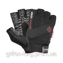Перчатки для фитнеса и тяжелой атлетики Power System Ultra Grip PS-2400 XXL Black, фото 3