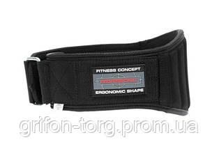 Пояс неопреновый для тяжелой атлетики Power System Professional PS-3150 M Black, фото 3