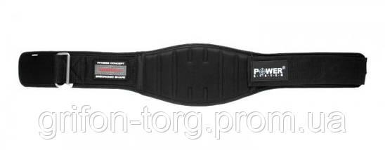 Пояс неопреновый для тяжелой атлетики Power System Professional PS-3150 M Black, фото 2
