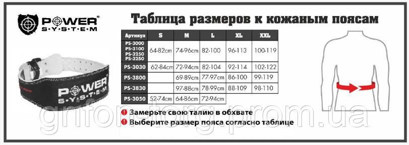 Пояс для тяжелой атлетики Power System Dedication PS-3260 Black/Green M, фото 2