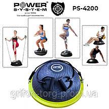 Балансировочная платформа Power System Balance Trainer Zone PS-4200 Green, фото 2