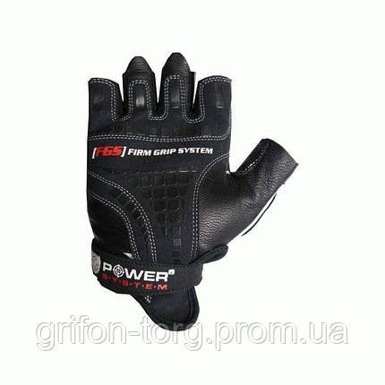 Перчатки для фитнеса и тяжелой атлетики Power System PSX-1 PS-2680 Blue XXL, фото 2